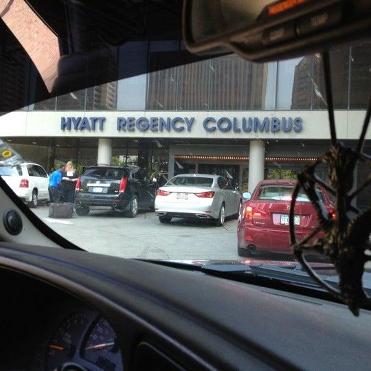 Photo taken at Hyatt Regency Columbus by Becky M. on 5/3/2012