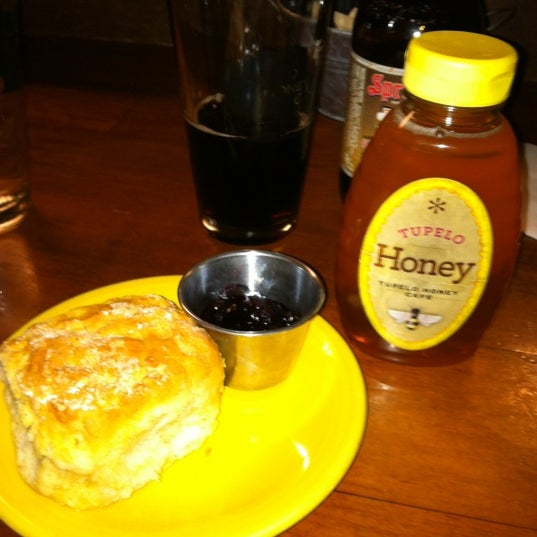 Photo taken at Tupelo Honey Cafe by Diana K. on 2/15/2012