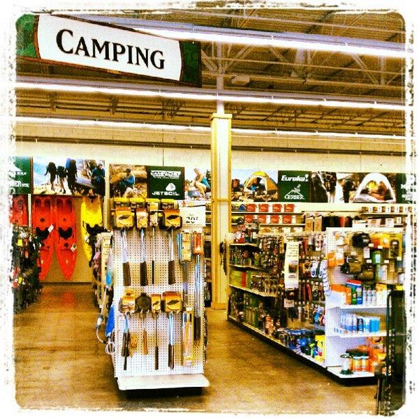Sporting Goods Shop