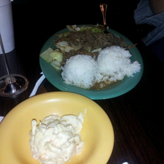 Photo taken at Aloha Kitchen by Arnold H. on 11/3/2012