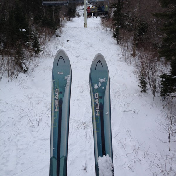 Photo taken at Stratton Summit Gondola by Sonja S. on 1/11/2013