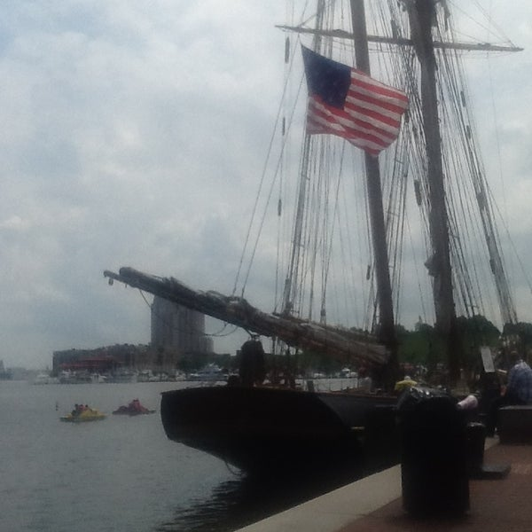 Photo taken at USS Constellation by Mary Theresa W. on 5/8/2013