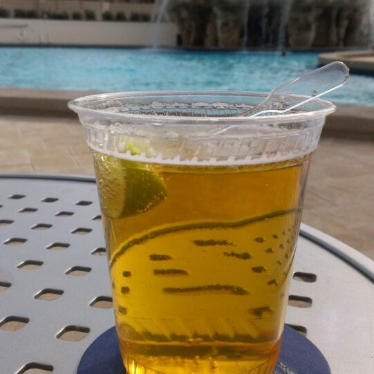 Photo taken at Marriott World Center Pool by Elyse M. on 3/9/2013