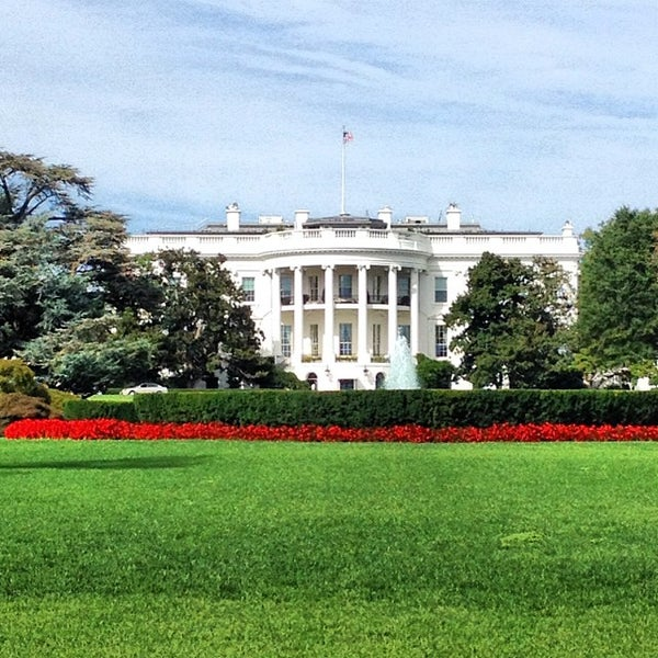 Photo taken at The White House by Diego S. on 10/9/2013