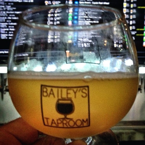 Photo taken at Bailey's Taproom by Bill A. on 5/13/2013