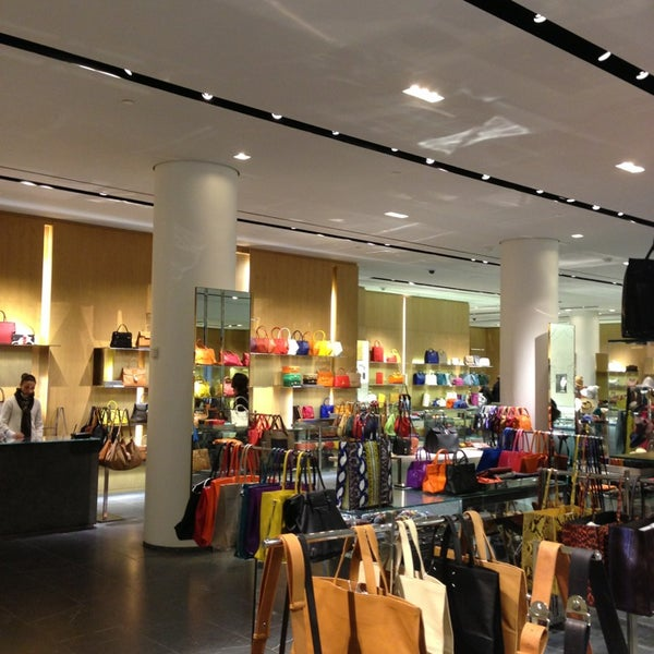 Photo taken at Barneys New York by Boon Y. on 3/3/2013