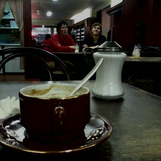 Photo taken at Mokabon by Femke B. on 12/3/2012