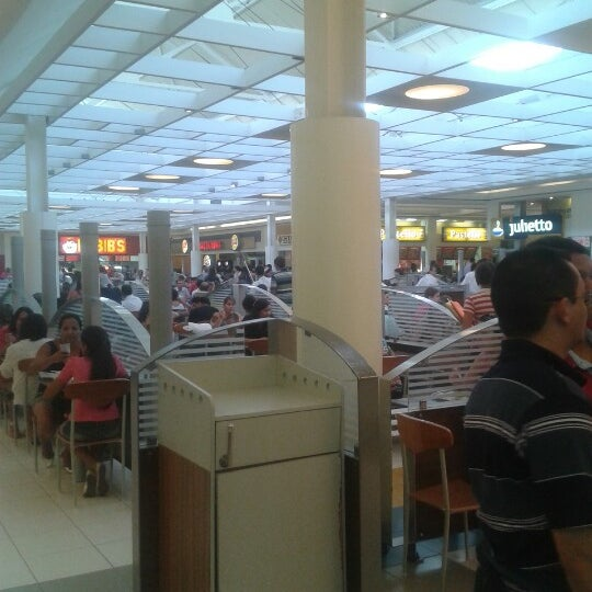 Photo taken at Shopping Recife by Laison A. on 1/11/2013
