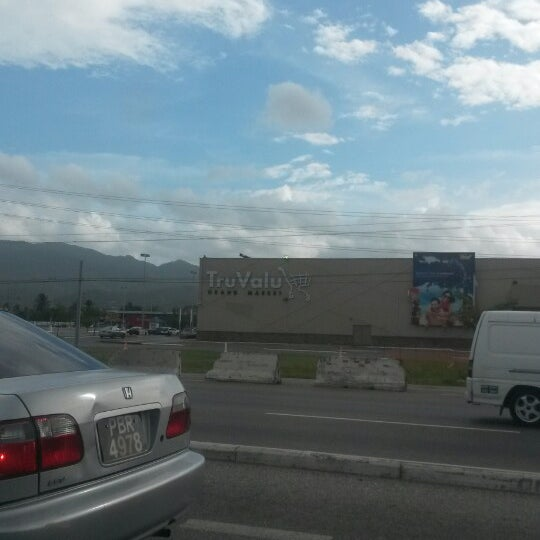Photo taken at Trincity Mall by theo d. on 4/1/2014