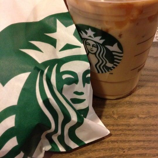 Photo taken at Starbucks by Kara S. on 12/15/2012