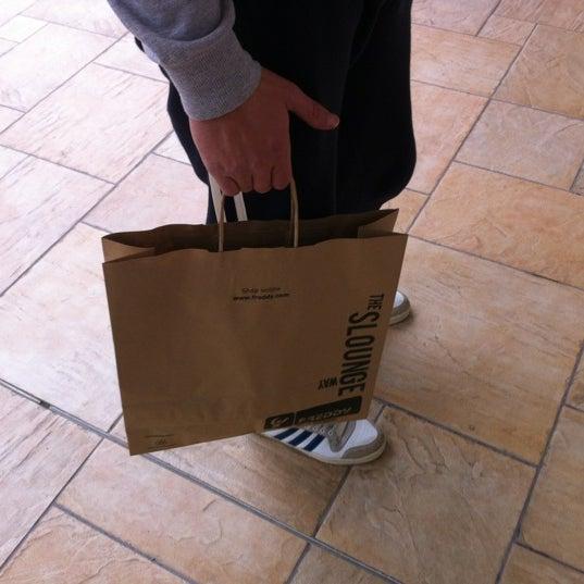 Photo taken at Fashion District - Molfetta Outlet by Donatella on 11/18/2012