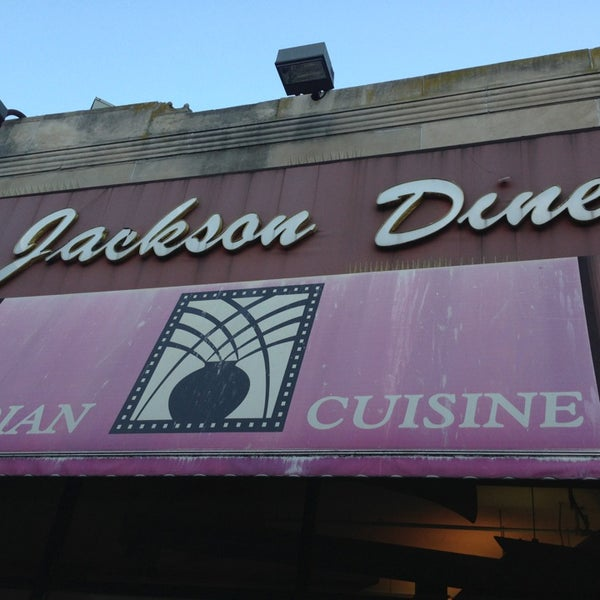 Photo taken at Jackson Diner by Rayhan I. on 9/8/2013