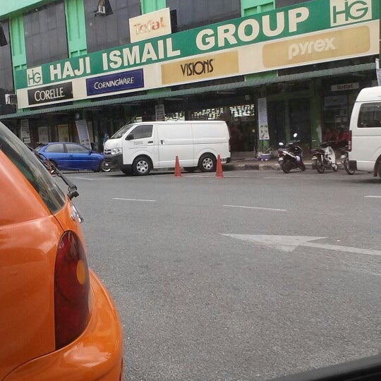 Photo taken at Haji Ismail Group by Din Kuantan on 12/25/2013