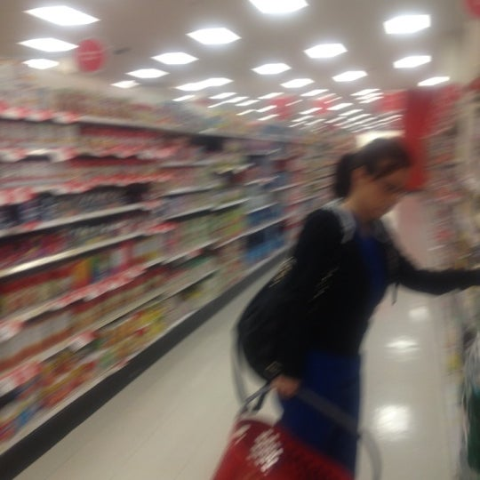 Photo taken at Target by Ringo R. on 10/25/2012