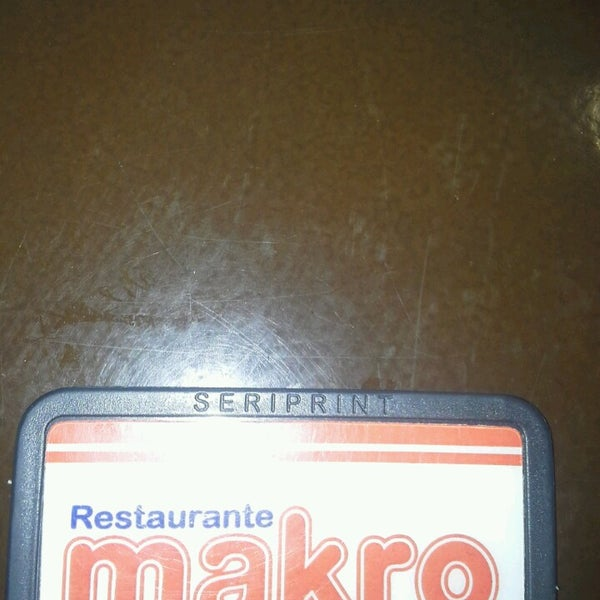 Photo taken at Restaurante Makro by Fernando F. on 8/10/2013