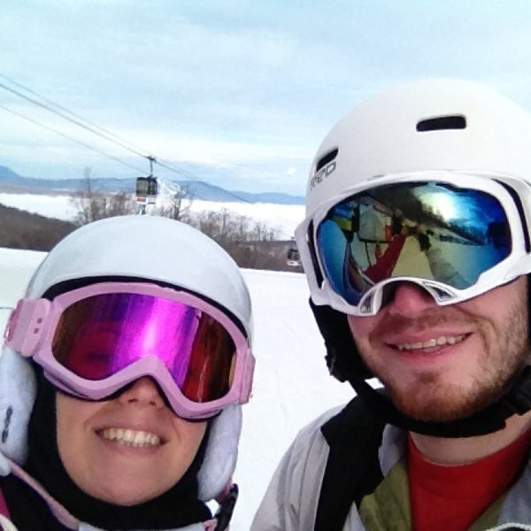 Photo taken at Stratton Summit Gondola by Chelsea Leigh M. on 1/13/2013