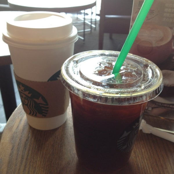 Photo taken at Starbucks 星巴克 by Free W. on 2/12/2013