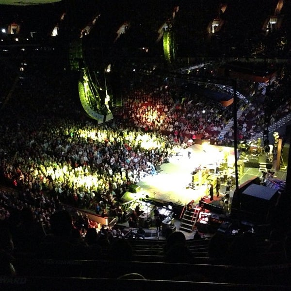 Photo taken at Rogers Arena by Justin Y. on 5/20/2013