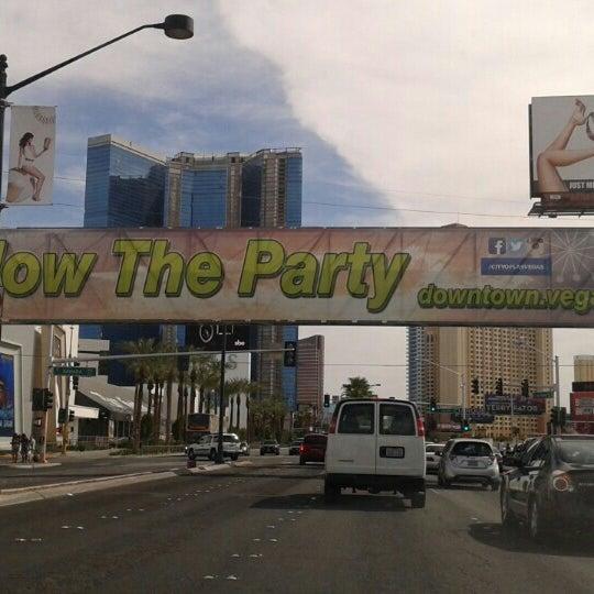 Photo taken at Downtown Las Vegas by Alissa K. on 7/12/2015
