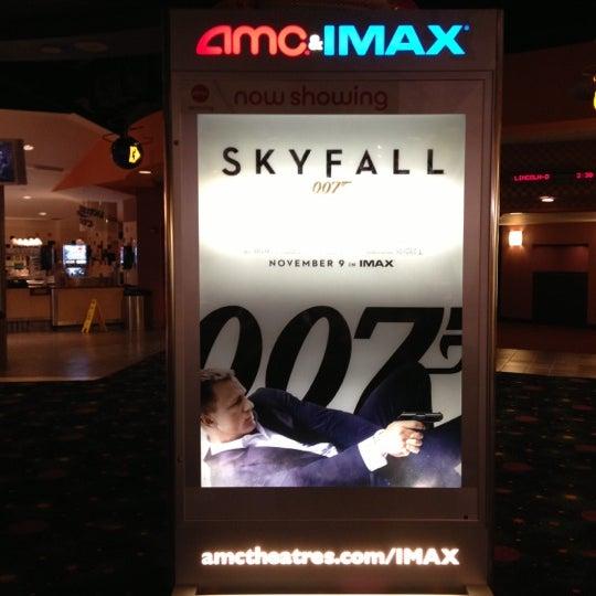 Photo taken at AMC Hampton Towne Centre 24 by Meg 1. on 12/4/2012