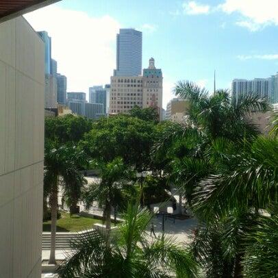 Photo taken at Miami Dade College Wolfson Campus by Philip M. on 1/30/2013