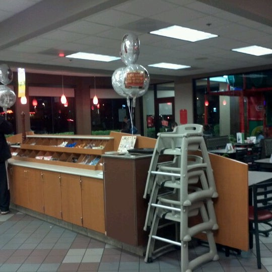 Photo taken at Chick-fil-A by Luis Z. on 1/8/2013