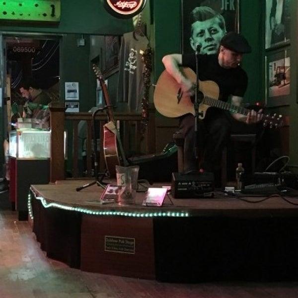 Photo taken at Dubliner Pub by Jim H. on 3/13/2016