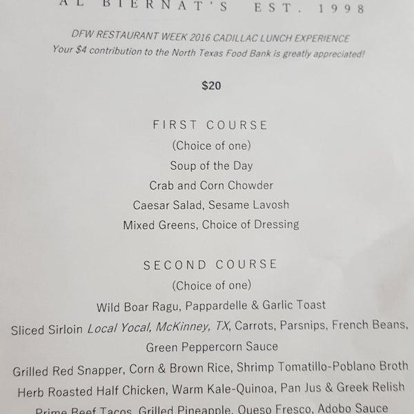Photo taken at Al Biernat's Prime Steak & Seafood by Louise T. on 8/16/2016