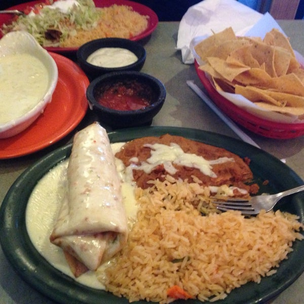 Photo taken at Rey Azteca Mexican Restaurant by 💀Charlie🇺🇸 B. on 10/9/2013