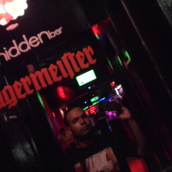 Photo taken at The Hidden Bar by Ekab M. on 10/19/2013