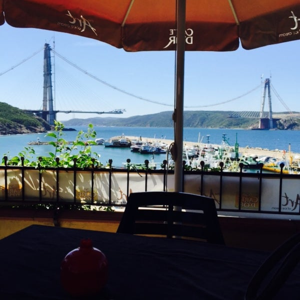 Photo taken at Poyrazköy Sahil by Gül T. on 8/26/2015