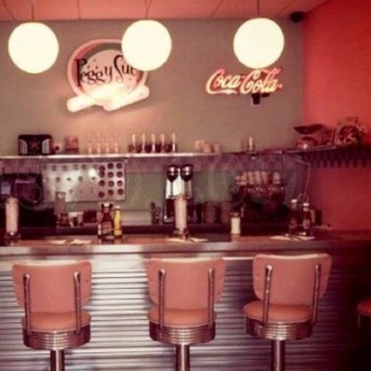 Photo taken at Peggy Sue's by Marc M. on 12/6/2012
