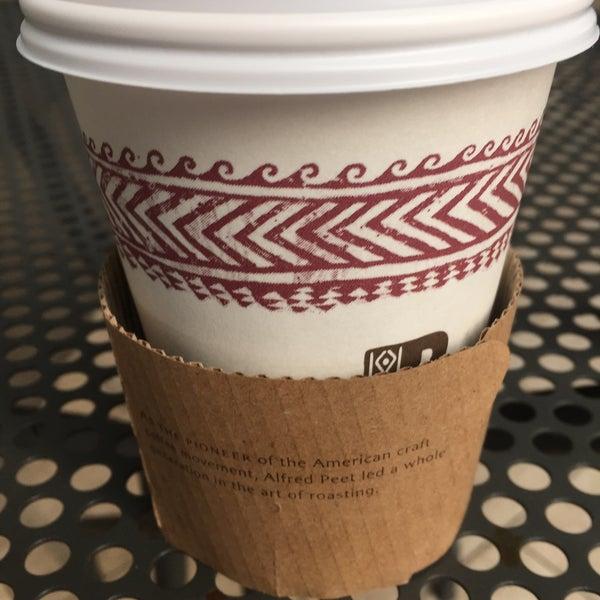 Photo taken at Peet's Coffee & Tea by Angie C. on 2/8/2016