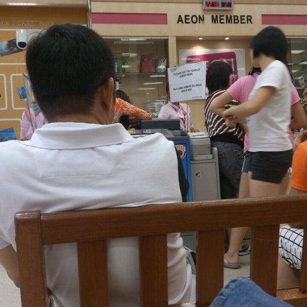 Photo taken at AEON Metro Prima Shopping Centre by zbm m. on 7/6/2013