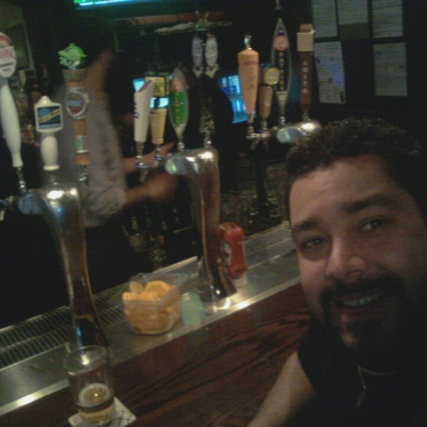 Photo taken at Laughing Man Tavern by Aveni M. on 4/22/2015
