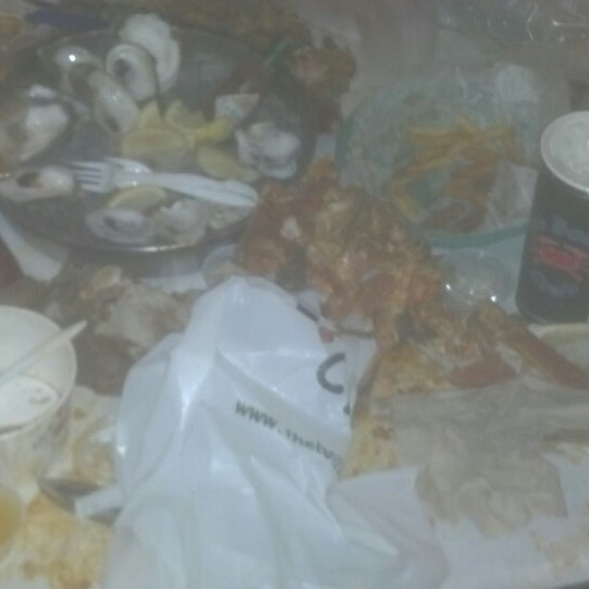 Photo taken at The Boiling Crab by bruce b. on 2/13/2014