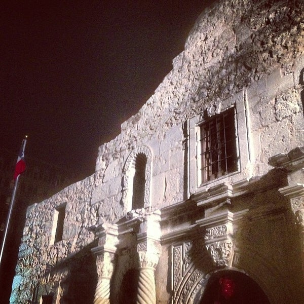Photo taken at The Alamo by Gary R. on 12/29/2012