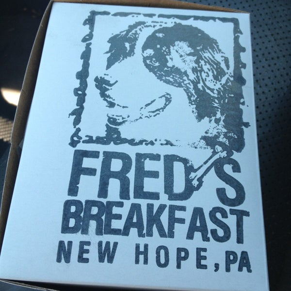 Photo taken at Fred's Breakfast by Rob B. on 6/22/2013
