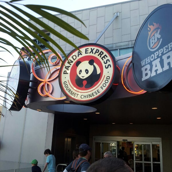 Photo taken at Panda Express by Michael R. on 3/13/2013