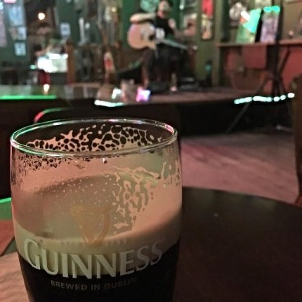 Photo taken at Dubliner Pub by Meshell H. on 3/13/2016