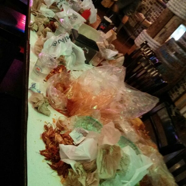 Photo taken at The Boiling Crab by Cheri T. on 6/19/2013