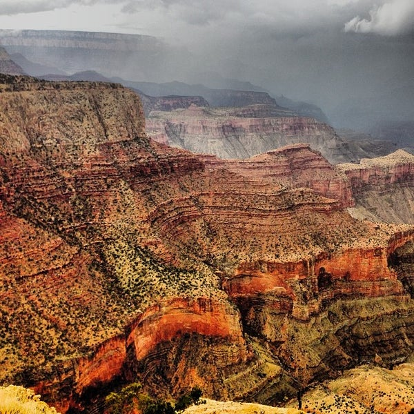 Photo taken at Grand Canyon National Park by Alejandro M. on 11/22/2013
