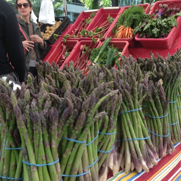 Photo taken at Portland Farmer's Market at PSU by Lelio M. on 6/1/2013