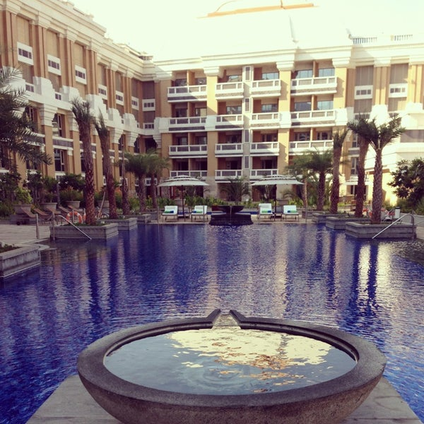 Itc grand chola hotel in chennai Itc grand chola chennai swimming pool