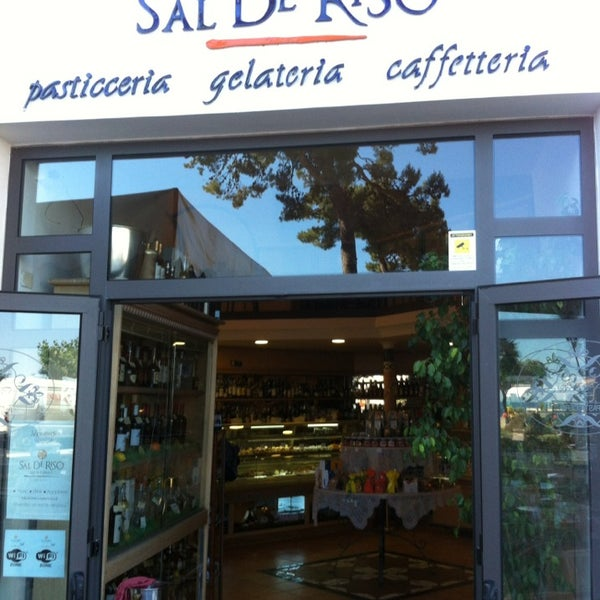 Photo taken at Pasticceria De Riso by Antonello D. on 6/15/2013