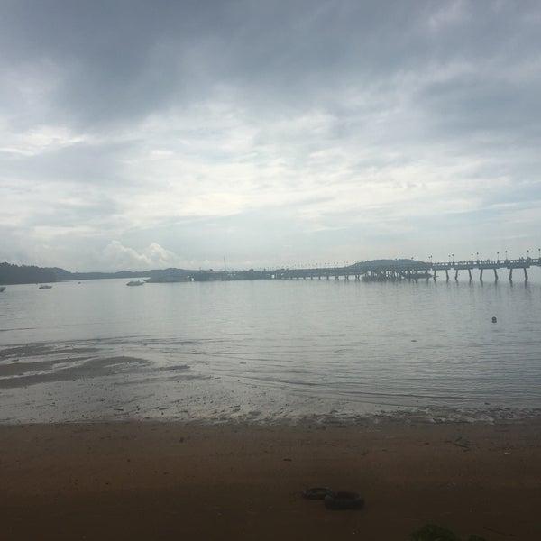 Photo taken at Ao Por Pier by Sergey P. on 11/8/2016