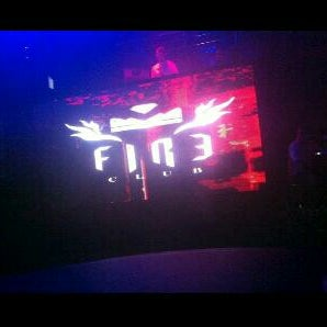 Photo taken at Fire Club by Lucas G. on 12/15/2012