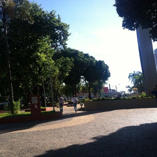Photo taken at Taguatinga Centro by Francisco J. on 12/19/2012