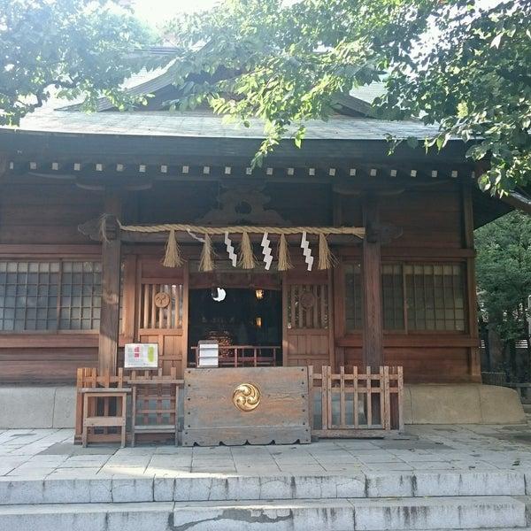 Photo taken at 大塚天祖神社 by ぞひ 田. on 8/11/2016