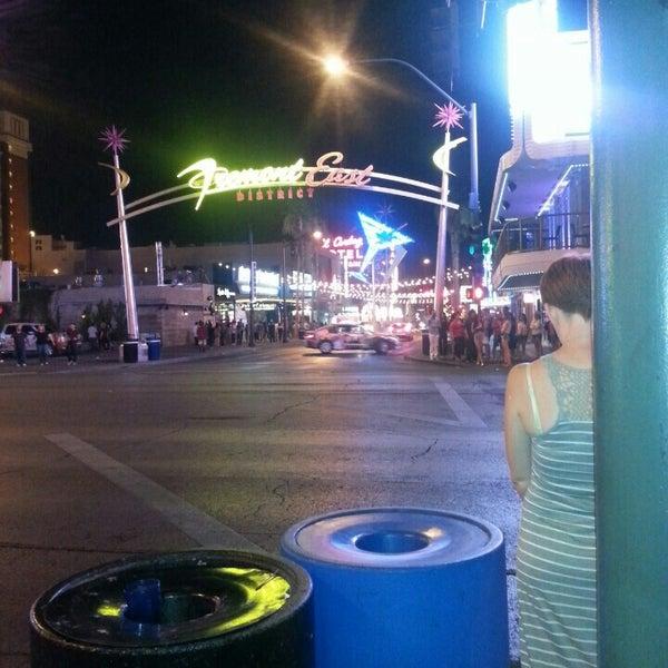 Photo taken at Downtown Las Vegas by Diana F. on 7/5/2015